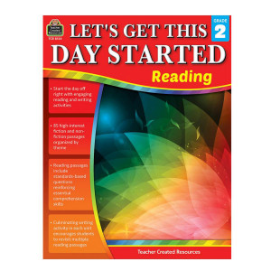 Let's Get This Day Started: Reading-Grade 2