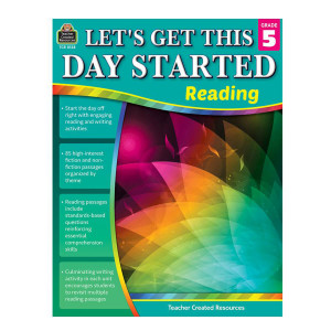 Let's Get This Day Started: Reading-Grade 5