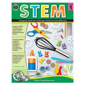 STEM: Using Everyday Materials-Grade 1