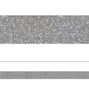 Galvanized Metal Border
