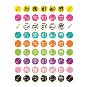 Confetti Mini Stickers