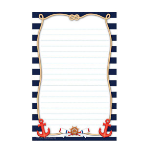 Nautical Notepad