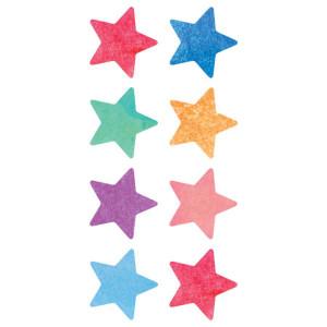 Watercolor Stars Mini Stickers