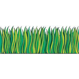 Tall Green Grass Punch-Outs