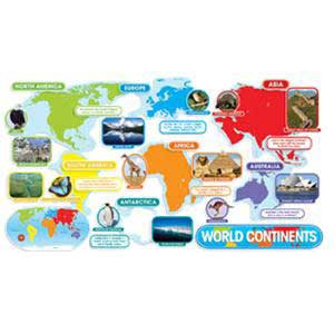 World Continents Bulletin Board