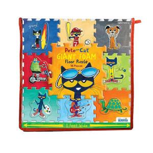Pete the Cat Foam Floor Puzzle