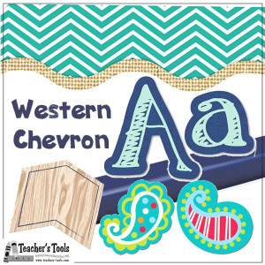 *Western Chevron Style Guide