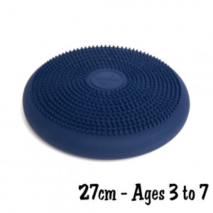 Blue 27cm Wiggle Seat, Little Sensory Cushion