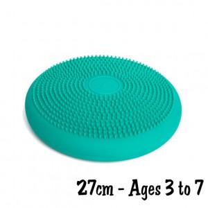 Teal Green 27cm Wiggle Seat Little Sensory Cushion