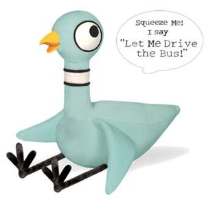 Pigeon Plush