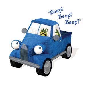 Little Blue Truck Plush