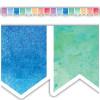 *Watercolor Bulletin Boards