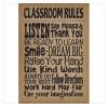 *Chalk & Burlap Bulletin Boards