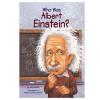 Who Was Albert Einstein? Book