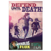 Defend Until Death-Nickolas Flux