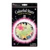 Colorful Stars- Glow-in-the-Dark