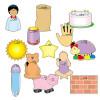 Word Families Bulletin Board