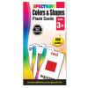 Colors & Shapes Spectrum Flash Cards
