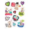 Llama Be My Valentine? Stickers
