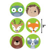 """Woodland Friends 3"""" Cut-Outs"""