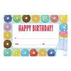 Mid-Century Mod Happy Birthday Award