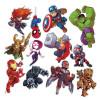 Marvel Super Hero 2-Sided Decorations