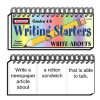Writing Starters Write-About 4