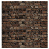 Aged Brown Brick Fadeless Bulletin Board Paper