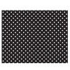 Black & White Dots Fadeless Bulletin Board Paper