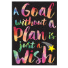A Goal Without A Plan Poster