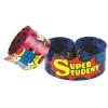 Superhero Super Student Slap Bracelets