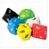 10 Sided Dice-6 Pack