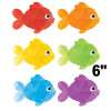 Colorful Fish Cut-Outs