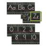 Chalkboard Brights Alphabet Line Bulletin Board