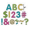 "Chalkboard Brights Classic 2"" Uppercase Letters"