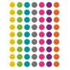 Bright Happy Faces Incentive Stickers