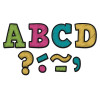 """Chalkboard Brights Bold Block 3"""" Magnetic Letters"""