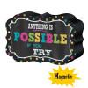 Chalkboard Brights Magnetic Whiteboard Eraser
