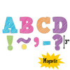 "Scribble Bold Block 3"" Magnetic Letters"