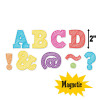 """Scribble Bold Block 2"""" Magnetic Letters"""
