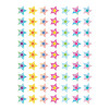 Colorful Vibes Stars Mini Stickers