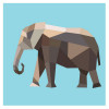 Paint By Sticker Kids: Zoo Animals