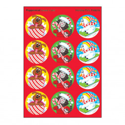 Holiday Pals Stinky Stickers