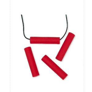 Chewigem Chubes-Firecracker Red