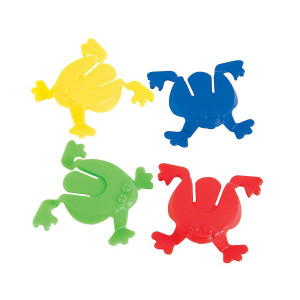 Jumping Frogs-12 Pack