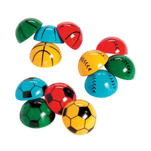 Sports Poppers-12 Pack