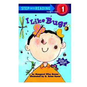 I Like Bugs Reader-Step 1