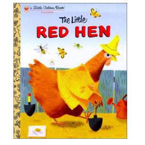 The Little Red Hen Little Golden Book