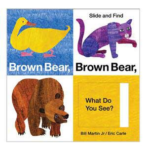 Brown Bear, Brown Bear, What Do You See Slide Book