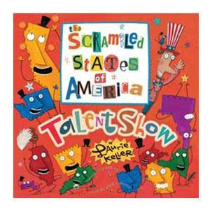Scrambled States Talent Show Book